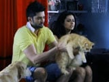 Heavy Petting With Raqesh Vashisth, Ridhi Dogra and Their Adorable Pet Family