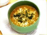 Pumpkin Soup with Southern Spices