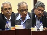 Video : Infosys Founders Farewell: No Moments of Regret, says Narayana Murthy