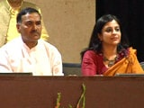 Ex-Aam Aadmi Party Leader Shazia Ilmi Turns Up at BJP Event