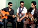 Video: MJ Show With the Popular Band - Sanam