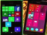 Three Lumias and a Rebel Phone