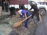 Videos : मोदी के स्वच्छ भारत अभियान से जुड़ीं मैरी कोम