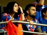 Virat Kohli, Anushka Sharma Make Their First Public Appearance Together