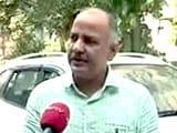 सुप्रीम कोर्ट ने दिल्ली के दिल की बात कही : सिसोदिया