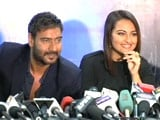 Video : Action Jackson Keeps Ajay Devgn in a Time Warp