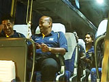 Sri Lankan Team Arrives in India for ODI Series