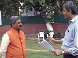 Videos : दिल्ली में सरकार बनाने का प्रयास नहीं किया : एनडीटीवी से  सतीश उपाध्याय