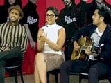 Videos : बॉलीवुड रैप : 'किल दिल' के सितारे NDTV इंडिया पर