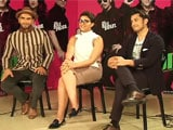 Video: Ali Zafar Says Parineeti Chopra is 'Hot'