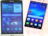 The Mid-Rangers: LG G3 Stylus and Huawei Honor 6