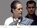 Videos : नेहरू की विरासत को नष्ट करने कोशिश हो रही है : सोनिया गांधी
