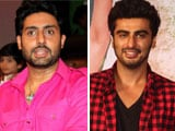 Video: Abhishek Bachchan, Sonakshi, Arjun Skip Arpita's Wedding