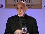 Video : 'Obama Was Silent on Pak Terror Havens,' Says Hamid Karzai