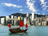 Trails and Tails: Victoria Peak, Hong Kong