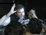 Videos : ...पहले मेरे ऊपर से चलेगा बुलडोजर : राहुल गांधी