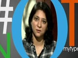 Video: Priya Dutt: Eating Junk Food and Drinking Soda is #NotMyType