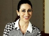 Video : Karisma Kapoor Supports NDTV-Fortis Health4u Campaign