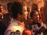 Videos : राहुल ने उठाए सांसद आदर्श ग्राम विकास योजना पर सवाल