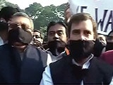 Videos : कांग्रेस-टीएमसी ने मुंह पर काली पट्टी बांधकर किया प्रदर्शन