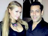 Video : Salman Khan Parties With Paris Hilton