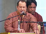 Rahat Fateh Ali Khan Performs at Nobel Peace Prize Ceremony