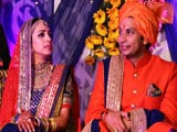 Witness the Grand Wedding of the Season: Manika Weds Ajay