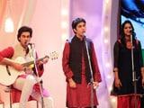 Video : Banega Swachh India Cleanathon: AR Rahman KM Choir Sings Vande Mataram