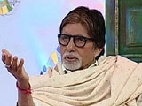 Video : Amitabh Bachchan Explains How to Make Swachh India Initiative Sustainable