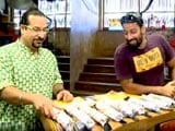 Wrap N' Roll! Rocky and Mayur Decode World's Best Rolls