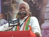 If You Don't Like Conversions, Bring a Law Against It: RSS Chief Mohan Bhagwat
