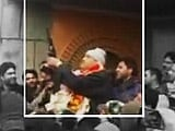 Video : Kashmir Lawmaker Who Defeated Omar Fires AK 47 Rifle 'to Celebrate'