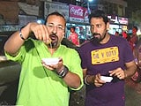 Rocky & Mayur Taste Lip-Smacking Sweet and Sour Food