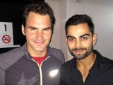 Will Never Forget This Day, Tweets Virat Kohli After Meeting Roger Federer
