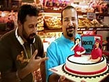 Video: FoodMad 2: Rocky and Mayur's Chocolaty Adventures