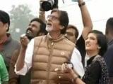 Video : Big B Flies a Kite in Ahmedabad, Wishes You Happy Makar Sankranti