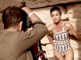 Video: The Making of Kingfisher Calendar Girl 2015: Lights, Camera and the Sizzling Supermodels!