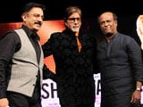 Video: Rajinikanth, Big B, Kamal Haasan's Dostana; SRK Returns to TV