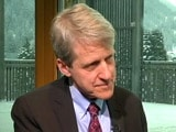 Quantitative Easing May Take Europe Out of Deflation: Robert Shiller