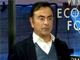 Video : Oil Slump Deters Investments Into Electric Cars: Carlos Ghosn