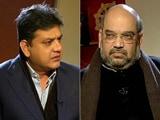 Videos : किरण बेदी को लेकर बीजेपी में कोई नाराजगी नहीं : अमित शाह ने एनडीटीवी से कहा