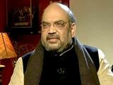 Videos : 'आप' ने जनादेश के साथ धोखा किया : एनडीटीवी से अमित शाह