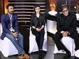 Video: Big B on Shamitabh Journey, Ranbir's Poetic Moment
