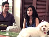 Heavy Petting With Bollywood Actress, Riya Sen