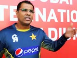 Biggest Aim is to Defeat India in a World Cup Match: Waqar Younis