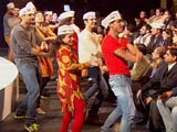 Video : Paanch saal Kejriwal: AAP Flash Mob Rocks NDTV Studio