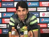India vs Pakistan Match is All About Pressure: Misbah-ul-Haq