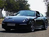Targa Glory From Porsche