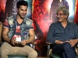 Video: Varun Dhawan on Playing a 40-Year-Old in Badlapur