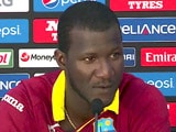 World Cup 2015: If We Play Like This West Indies Will Go Home Soon, Says Sammy After Ireland Loss
